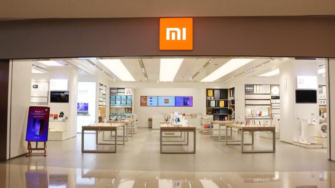 小米门店使用数字屏打造新零售人货场